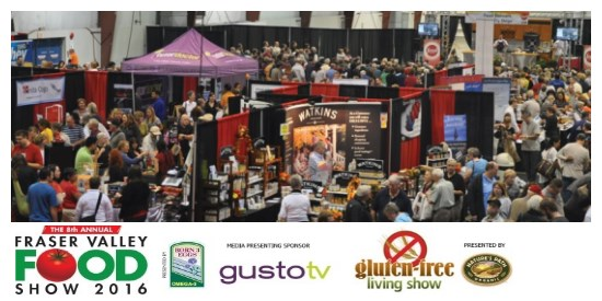 Fraser Valley Food Show